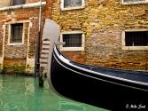 Gondola closeup
