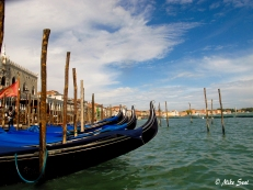 Gondolas get a rest on Sundays