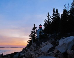 IMG_8848 Bass Harbor Lighthouse 14 x 11