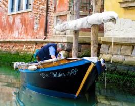 Natikos in Venice