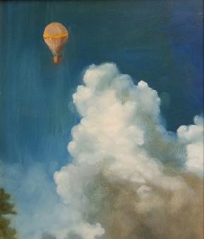 Ascension after Fragonard